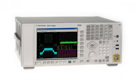 Keysight (Agilent) N9010A EXA Signal Analyzer, 10 Hz to 44 GHz