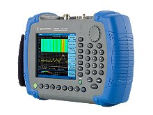 Keysight (Agilent) N9343C Handheld Spectrum Analyzer (HSA), 13.6 GHz