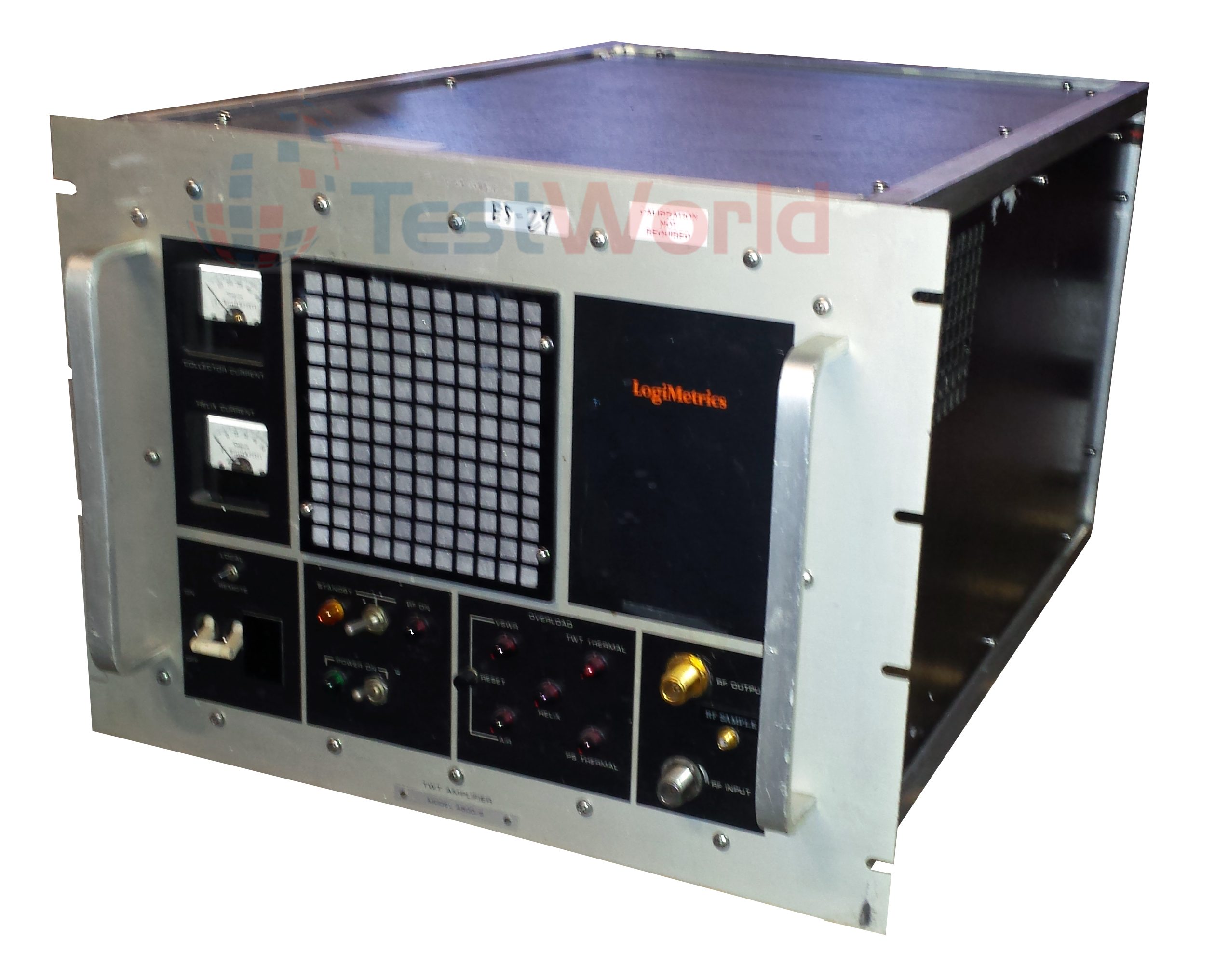 Logimetrics A710 Series High Power Pulsed RF Amplifiers, .7 - 18 GHz, 2% Duty Cycle