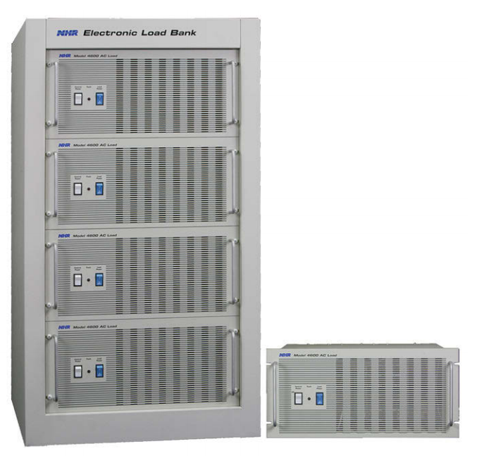 NH Research 4600 Programmable AC Electronic Load