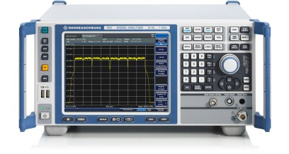 Rohde & Schwarz FSEB20 Spectrum Analyzer to Measure Frequency Intermodulation & Harmonics