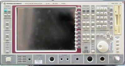 Rohde & Schwarz FSEK30 Microwave RF Spectrum Analyzer, 20 Hz - 40 GHz