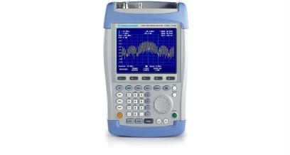 Rohde & Schwarz FSH3 3 GHz Handheld Spectrum Analyzer