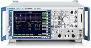 Rohde & Schwarz FSQ3 High-End Spectrum & Signal Analyzer, 20 Hz - 3.6 GHz