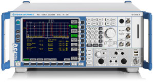 Rohde & Schwarz FSQ3 High-End Spectrum & Signal Analyzer, 20 Hz - 3.6 GHz