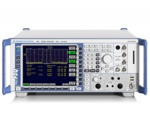Rohde & Schwarz FSQ40 High-End Spectrum & Signal Analyzer, 20 Hz - 40 GHz