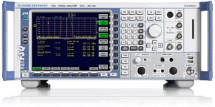 Rohde & Schwarz FSQ8 High-End Spectrum & Signal Analyzer, 20 Hz - 8 GHz (Deepansh)
