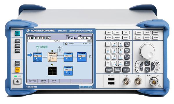 rohde-schwarz-smbv100a-b103-3ghz-vector-signal-generator
