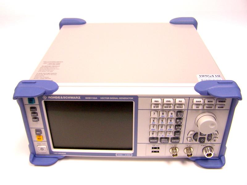 rohde-schwarz-smbv100a-vector-signal-generator