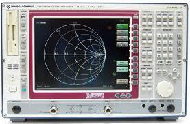 Rohde & Schwarz ZVC 8 GHz Vector Network Analyzer w- Couplers, SWR Bridges