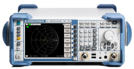 Rohde & Schwarz ZVL6 Portable Vector Network Analyzer, 9 kHz to 6 GHz