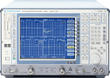 Rohde & Schwarz ZVM 20 GHz Vector Network Analyzer, Active Couplers