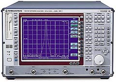 Rohde & Schwarz ZVR Universal Vector Network Analyzer to 4 GHz