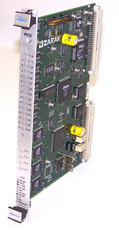 spirent-90-01537-pcg-subsystem