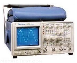 tektronix-2467-350mhz-4ch-oscilloscope-analog