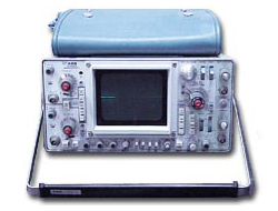 tektronix-466-dm44-100mhz-2ch-oscilloscope
