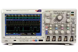 Tektronix DPO3034 Digital Oscilloscopes
