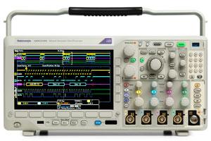 Tektronix MDO3054 500 MHz, 4-Channel Mixed Domain Oscilloscope