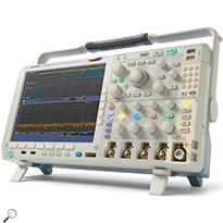 Tektronix MDO4054 500 MHz, 4+16-Ch, 3 GHz RF Mixed Domain Oscilloscope