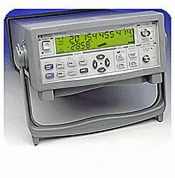Keysight (Agilent/HP) 53150A CW Microwave Frequency Counter, 20 GHz