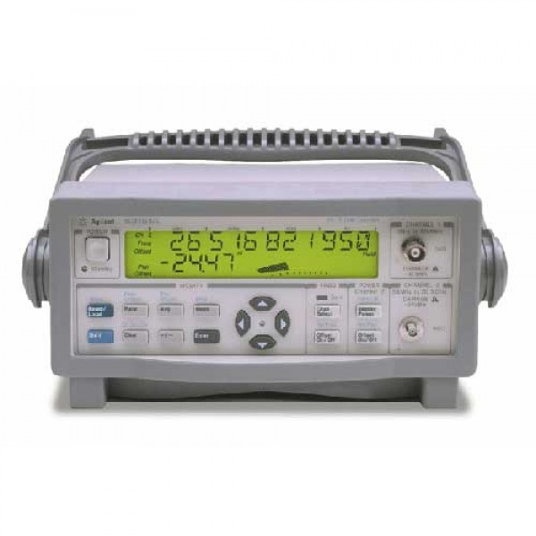Keysight (Agilent/HP) 53152A 46 GHz CW Microwave Frequency Counter