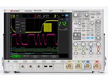Used Keysight (Agilent) MSOX4154A 1.5 GHz, 4 + 16 Channels Oscilloscope