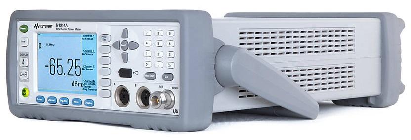 Keysight (Agilent) N1914A 2-Channel RF Power Meter