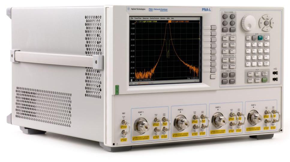 Keysight (Agilent) N5230C PNA-L Microwave Network Analyzer