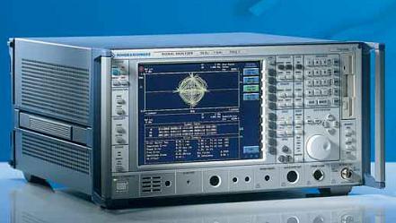 Rohde & Schwarz FSIQ26 20 Hz to 26.5 GHz Signal Analyzer