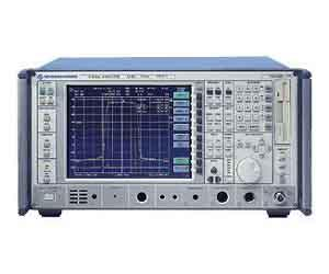 Rohde & Schwarz FSIQ3 20 Hz to 3.5 GHz Signal Analyzer