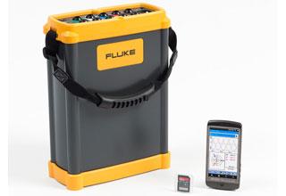 Fluke 1750 Three Phase Power Quality Recorder & Analyzer