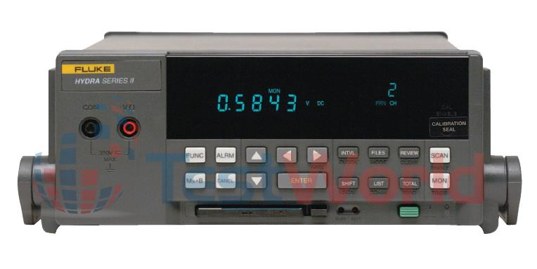 Fluke 2620A, 2625A, 2635A Hydra Data Logger & Acquisition Units