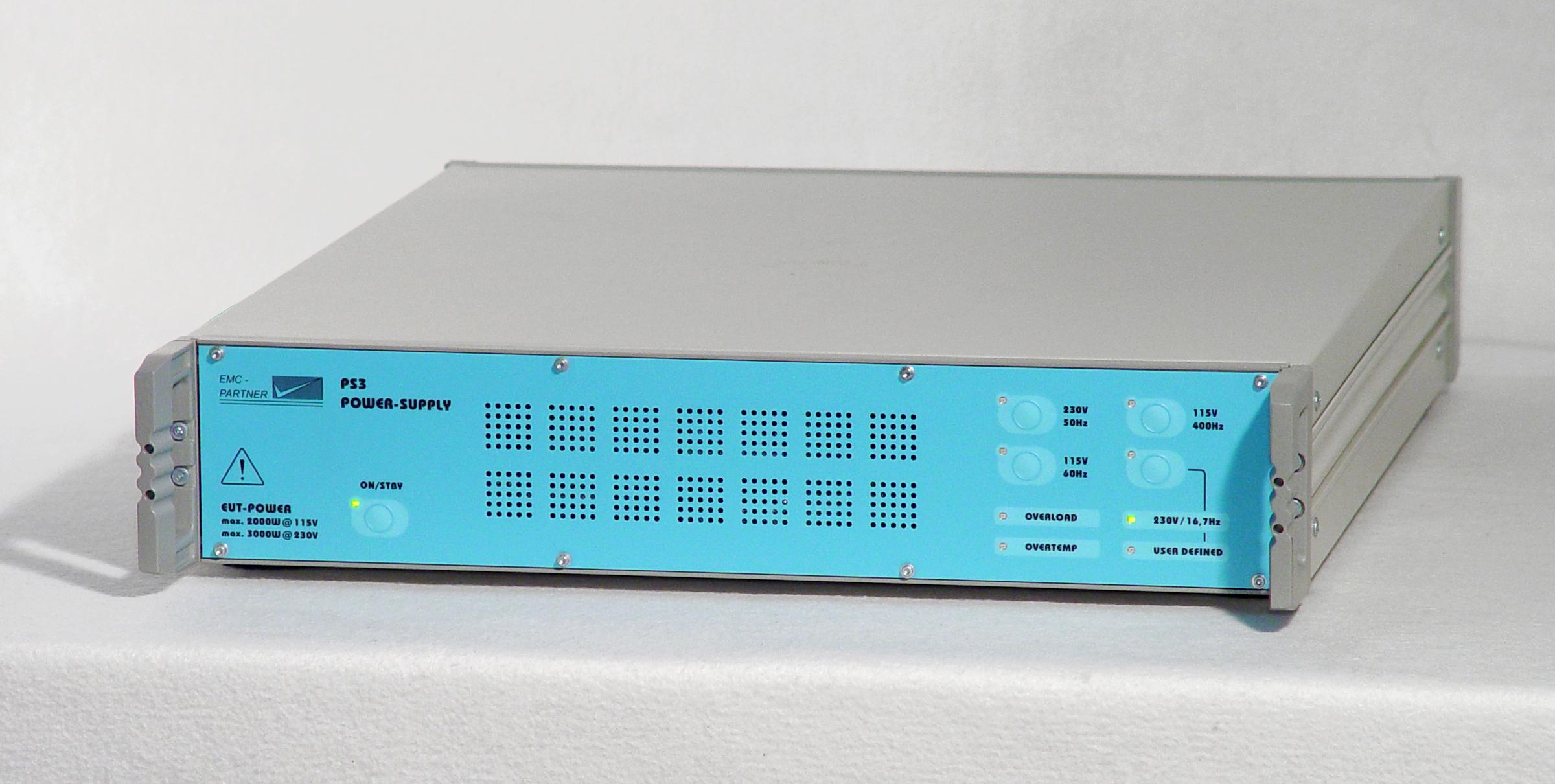 HV Technologies (EMC Partner) PS3 EMC Power Supply