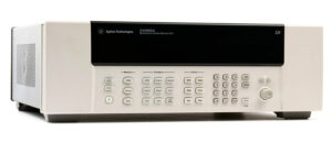 Used Keysight (Agilent/HP) 34980A Multifunction Switch/Measure Unit
