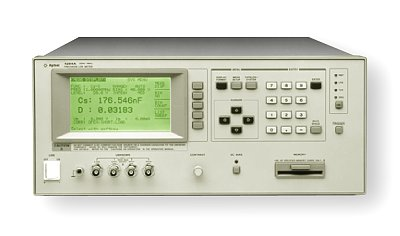 Keysight (Agilent/HP) 4284A Precision LCR Meter, 20 Hz to 1 MHz