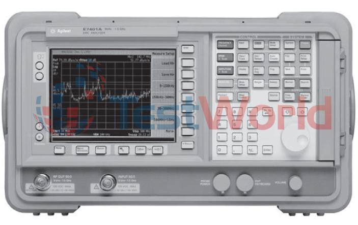 Keysight (Agilent/HP) E7402A 3 GHz EMC Spectrum Analyzer