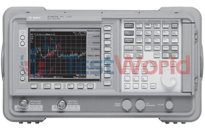 Keysight (Agilent/HP) E7402A 3 GHz EMC Spectrum Analyzer