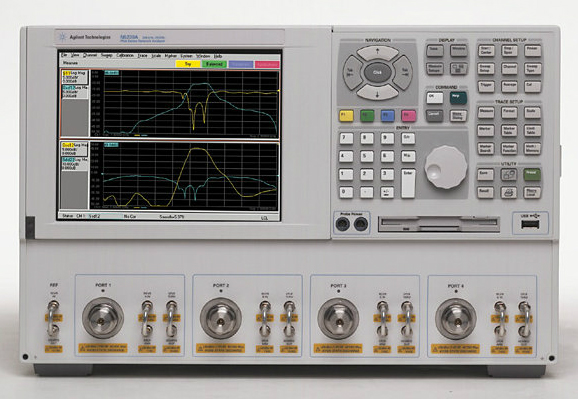 Keysight (Agilent) N5230A PNA-L 4-Port Network Analyzer, 300 kHz to 20 GHz