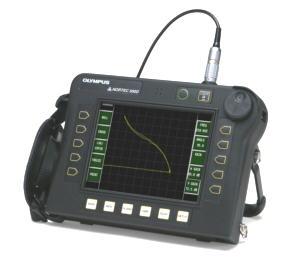 Olympus Nortec 500 Eddy Current Flaw Detector Dual Frequency