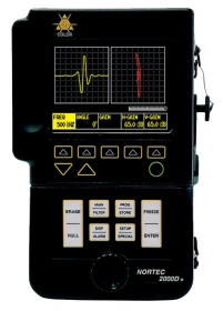 Olympus Staveley Nortec 2000D+ Color Eddy Current Flaw Detector