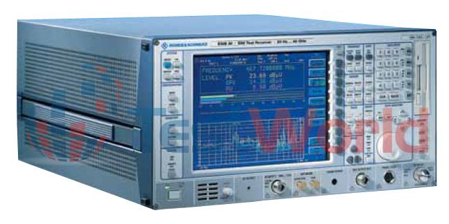 Rohde & Schwarz ESIB26 20 Hz - 26.5 GHz EMI Receiver