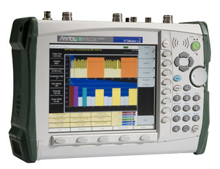 Anritsu MT8222A BTS Master Base Station Analyzer