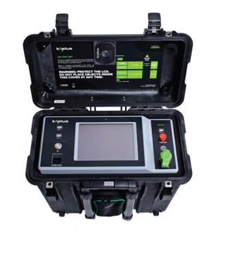 Kaelus iQA-2101C PIM Tester for UMTS (3rd & 7th order)