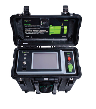 Kaelus iQA-2101C PIM Tester for UMTS (3rd & 7th order)
