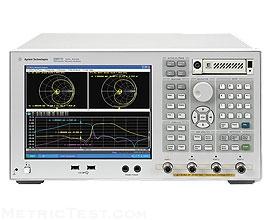 Keysight (Agilent) E5071B ENA RF Network Analyzer, 300 kHz to 8.5 GHz