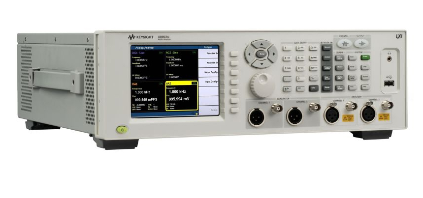 Keysight (Agilent) U8903A Audio Analyzer