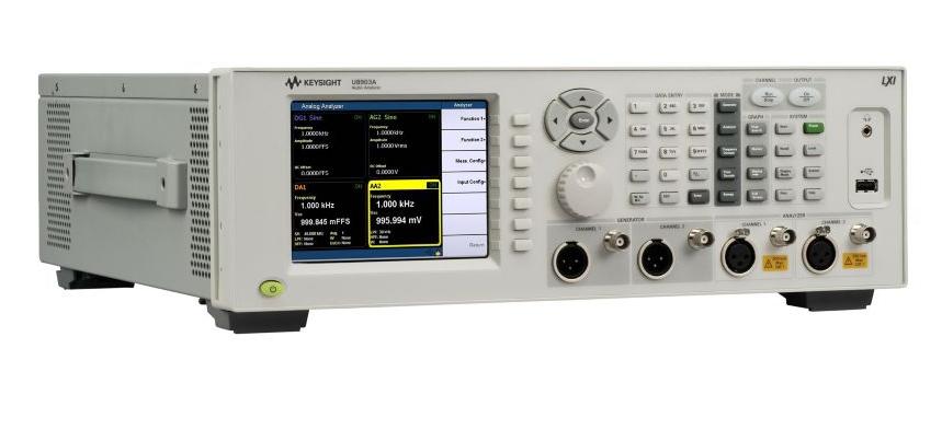 Keysight (Agilent) U8903A Audio Analyzer