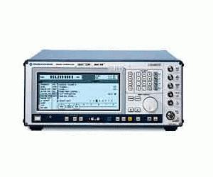 Rohde & Schwarz SMIQ03S Signal Generator for XM Radio System