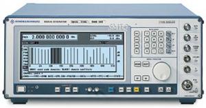 Rohde & Schwarz SMIQ04B 4 GHz Vector Signal Generator