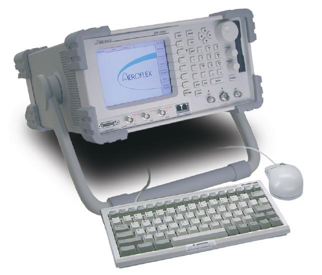 Aeroflex (IFR) 2975 P25 Wireless Radio Test Set (Project 25).